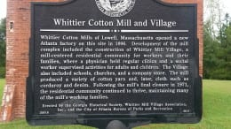 Whittier Mill Park