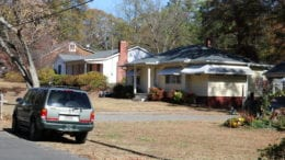 modest homes in Cobb County
