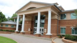 Smyrna City Hall in article about hearings on Smyrna millage rate