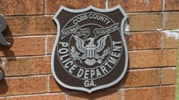 Cobb Police Department Headquarters. Used on article on lethal shooting by Cobb County police officer