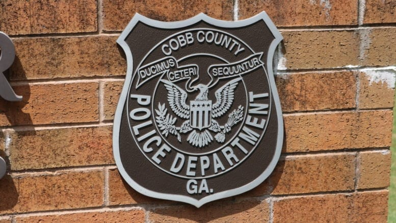 Cobb Police Department Headquarters. Used on article on GBI investigation into Cobb police officer-involved shooting