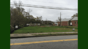 Lot where Smyrna City Council approves two houses (from City of Smyrna website)