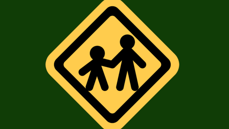 Child safety emoji from Twitter licensed under Creative Commons 4.0