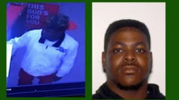 Cordale Jefferson, suspect in Austell Road homicide (photo courtesy of the Cobb County Police Department)