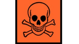 hazardous waste symbol