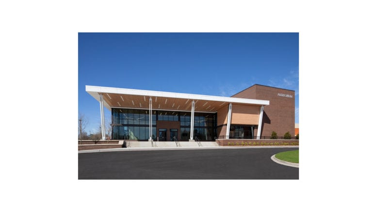 Performing Arts Center at South Cobb High School (photo courtesy of CDH Partners, Inc.)