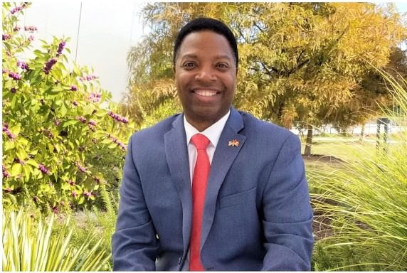 Dr. Micheal Owens, candidate for Georgian's 13th Congressional District