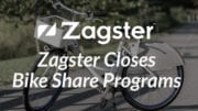 bicycle and Zagster logo