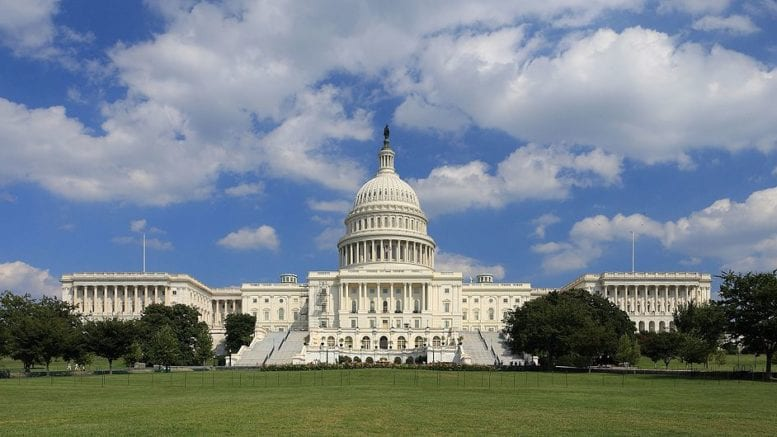 US Capitol in article about the GOP Georgia 6th Congressional District debate