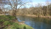 Chattahoochee River in article about Cumberland trails website
