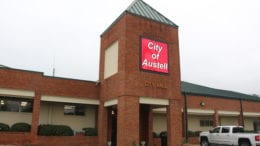Austell City Hall in anti-racism resolution articles