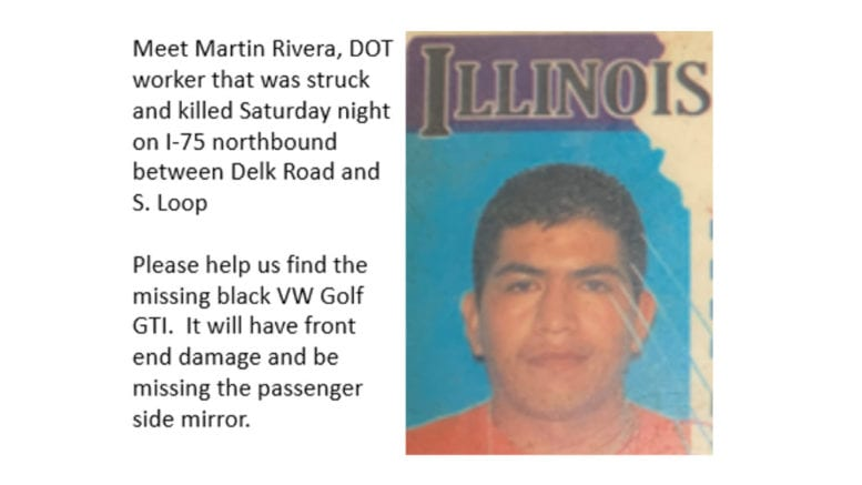 Photo of Martin Rivera (photo and caption provided by the Marietta Police Department)