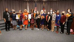 Cobb Senior Citizen Council lifetime achievement honorees
