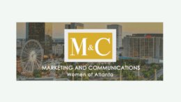 Marketing and Communications Women of Atlanta. used with permission