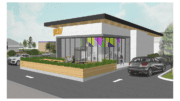 artists rendering of the gusto! restaurant in East Cobb